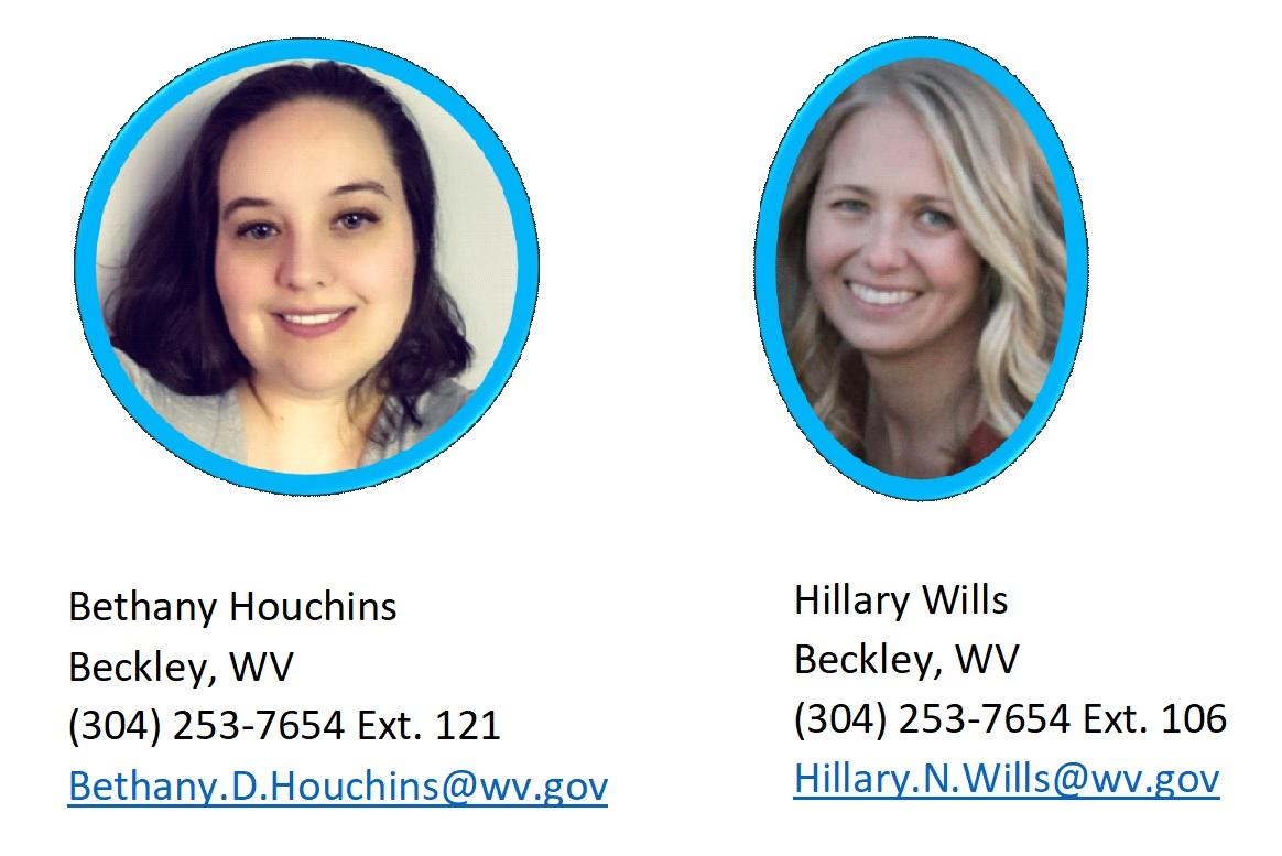 Bethany and Hillary